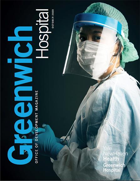Development Magazine Cover 2020