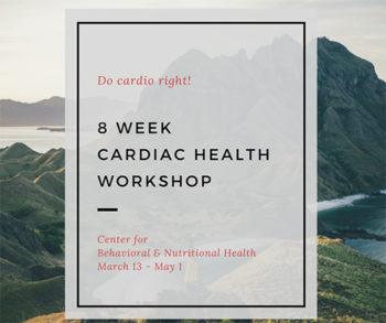 8 week cardiac workshop